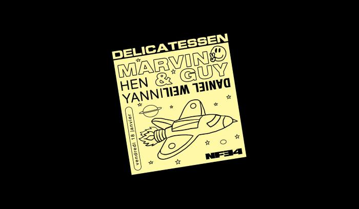 Delicatessen / Marvin & Guy / Hen Yanni / Daniel Weil
