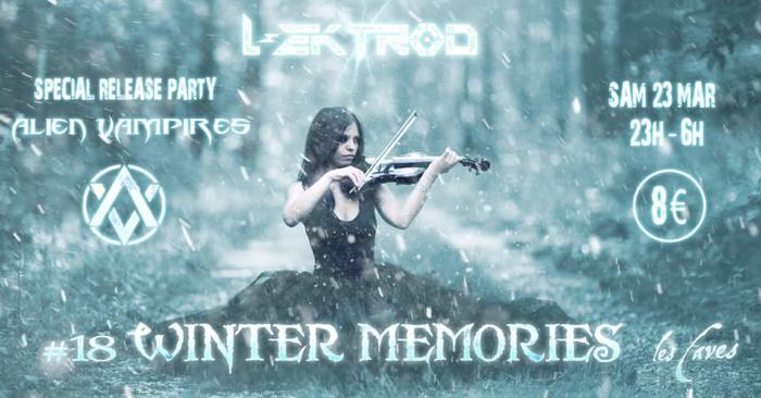 L-EKTROD #18 : Winter Memories